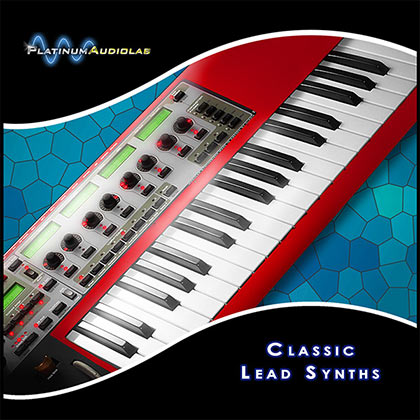 Classic Lead Synths Sample Library