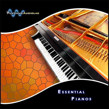 Essential Pianos Sample Library