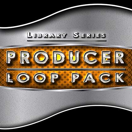 Library Series Producer Loop Pack Sample Library