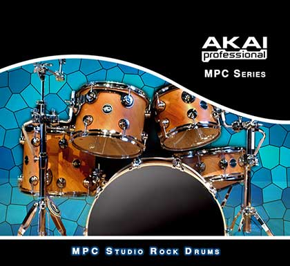 Acoustic Studio Drums [MPC/MV] Sample Library