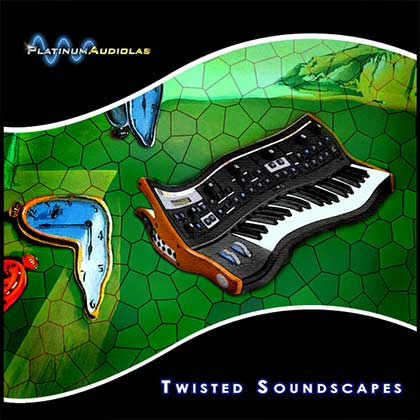 Twisted Soundscapes Sample Library